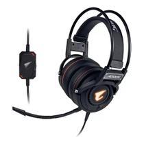Headset Gamer Gigabyte Aorus H5 USB Preto GP-FORCE H5 -