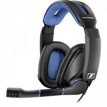 Headset Gamer GSP 300 Preto/Azul SENNHEISER -