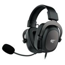 Headset Gamer Havit H2002D Driver 53mm Preto P2 Com Microfone PC e Consoles - HV-H2002D - Redragon