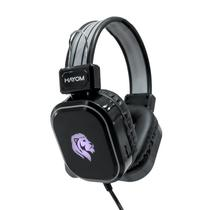 Headset Gamer Hayom HF2206 Com Microfone e LED