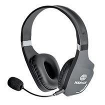 Headset gamer hoopson bluetooth 2 em 1 - f-400-pt -