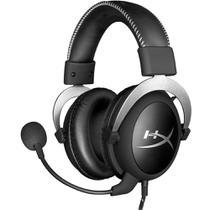 Headset Gamer HyperX Cloud Silver - HX-HSCL-SR/NA -