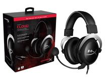 Headset Gamer HYPERX Cloud Silver HX-HSCL-SR/NA