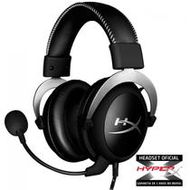 Headset Gamer HyperX Cloud X Preto/Cinza - HX-HSCX-SR - Kingston