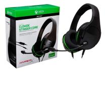 Headset Gamer Hyperx Cloudx Stinger Core Xbox Hx-hscscx-bk -