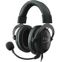Headset Gamer HyperX KHX-HSCP-GM Cloud II Preto e Cinza