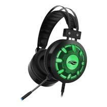 Headset Gamer Kestrel USB PH-G720BK Preto C3Tech - C3 Tech