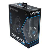 Headset Gamer Led Azul USB 7.1 Champion c/ Microfone ZH18 - Hoopson