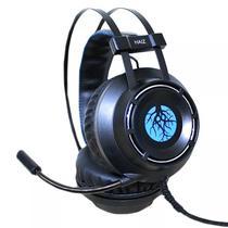 Headset Gamer Led Cabo 3m Microfone Ultrabass Regulavel 9800 - Haiz