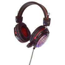 Headset Gamer Led Usb Fone E Microfone Gh-X10 Head Set - Eiyo