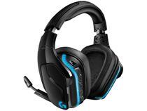 Headset Gamer Logitech G935 sem Fio Preto -