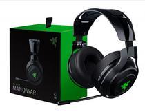 Headset Gamer Man Owar Wireless Com Microfone - Razer -