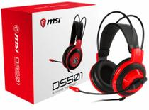 Headset Gamer MSI DS501 -