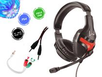 Headset Gamer Multilaser PH101 Fone com Microfone para Computador PC Notebook PS4 XBOX-ONE -