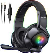 Headset Gamer - Onikuma K19 Preto -