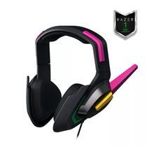 Headset Gamer Razer D.va Meka P2 - Pc Ps4 Xbox -