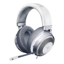 Headset Gamer Razer Kraken Multi-Plataform P3 Mercury White RZ04-02830400-R3M1 -