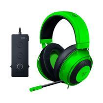 Headset Gamer Razer Kraken Tournament Edition THX P2 USB Green RZ04-02051100-R3U1 -