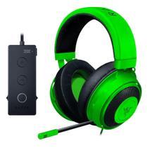 Headset Gamer Razer Kraken Tournament Green USB -