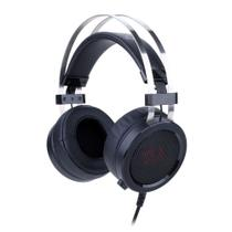Headset Gamer Redragon Scylla Preto P2 Com Microfone H901 -