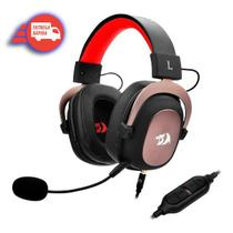 Headset Gamer Redragon Usb 7.1 Pc Zeus H510 c/ Adaptador