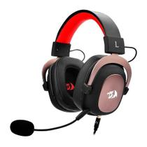 Headset gamer redragon zeus 2 all in one 7.1 usb h510-1