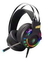 Headset Gamer  RGB USB  7.1 Shinka SH-FO-Q10 -