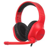 Headset Gamer Sades RED Spirits SA-721 PS4 VR Nintendo Switch PC Vermelho