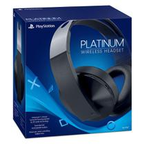 Headset Gamer Sony Platinum 7.1 Wireless Preto