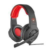 Headset Gamer Trust GXT 310 Radius 21187 Preto/Vermelho -