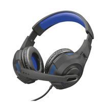 Headset Gamer Trust Ravu GXT307 Para PS4 / PS5 - Azul - T23250 -