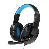 Headset gamer usb p2 compatível pc px4 x-one gp310p4 - exbom