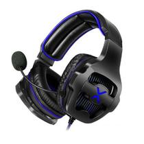 Headset gamer usb p2 som 7.1 surround com l-e-d hf-g650 - exbom