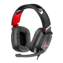 Headset Gamer Warrior Kaden USB Stereo PH301-MULTILASER