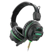 Headset gamer warrior magne p2 usb led verde ph143 - Multilaser
