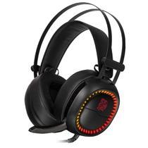 Headset Gaming Thermaltake Shock Pro RGB com Microfone/Mini Jack ANECBK-23 -