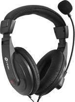 Headset Go Play Preto com Microfone - Vinik