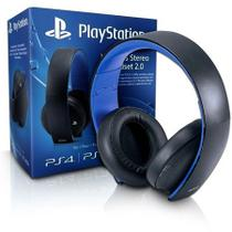 Headset Gold Wireless Stereo 7.1 Sony, Ps4, Ps3 E Ps New
