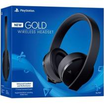 Headset Gold Wirelles 7.1 - PS4 - Sony