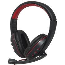 Headset Headphone Gamer Fone Ouvido P2 Super Bass Full Hi-Fi Stereo Microfone Pc Jogo Exbom HF-G230 -
