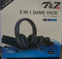 Headset kit 5 in 1 ps4 - 77