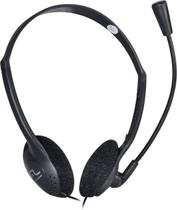 Headset Multimídia Multilaser com Haste Ajustável para PC PH002 - Multilaser -