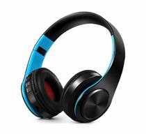 Headset Portátil Estéreo Bluetooth Dobrável com Microfone - Krazen