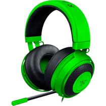 Headset Razer Kraken Pro V2 Green Oval Mic (PS4, PC e Mac) -