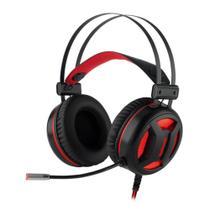 Headset Redragon Minos - Iluminação LED no Microfone - USB - H210 -