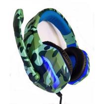 Headset Tec Drive PX-6 Naval Leo -