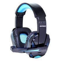 Headset ultimate gamer usb - azul (mhp-sp-x9/bkbl) - Mymax
