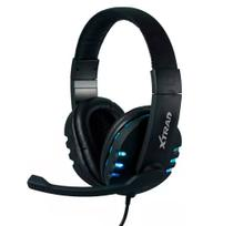 Headset Usb Pc Jogo Online Notebook Ps3 Ps4 Microfone Fone - Xtrad
