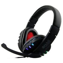 Headset Usb Stereo Pc Ps3 Xbox Notebook Boas Bq9700 -