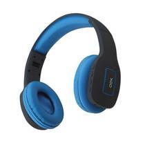 Headset Vibe Azul Bluetooth Dobrável HS305 Oex -